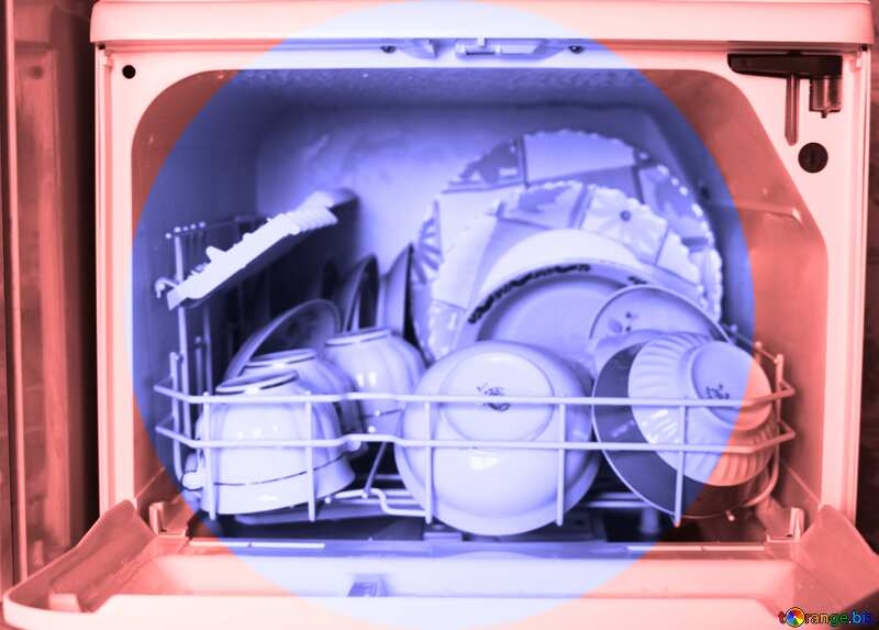 small compact dishwasher